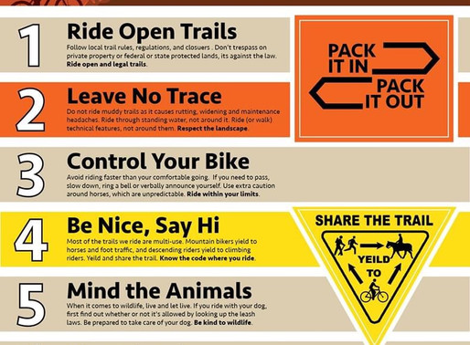 Rules of the Trail