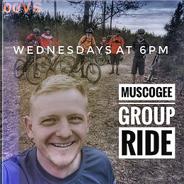PORC Group Ride @ Muscogee