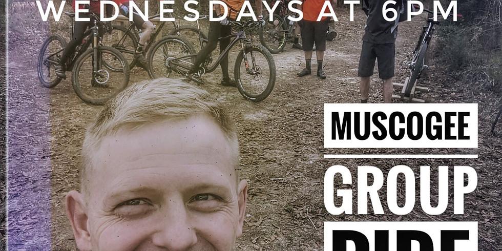 PORC Group Ride @ Muscogee (June 7, 2021)