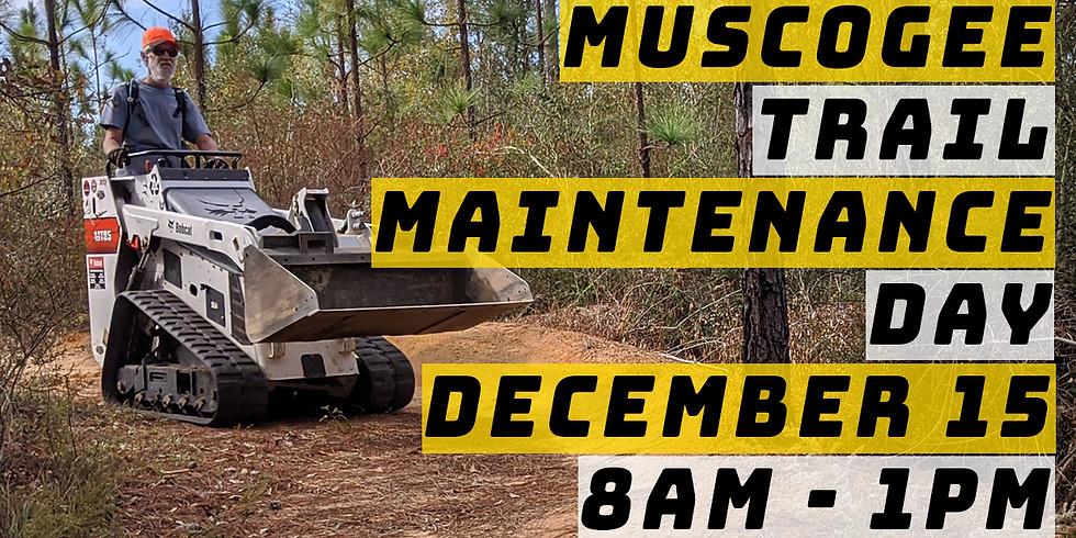 Muscogee Trail Maintenance Day (Dec 2019)