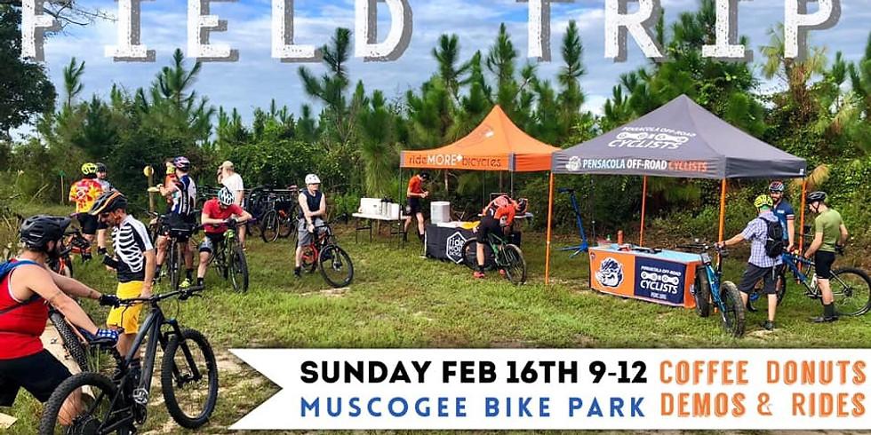 FIELD TRIP: Muscogee Bike Park (rescheduled)