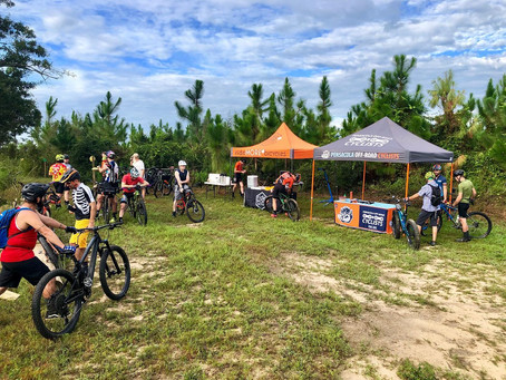 Party Down By the River - Muscogee MTB Trails