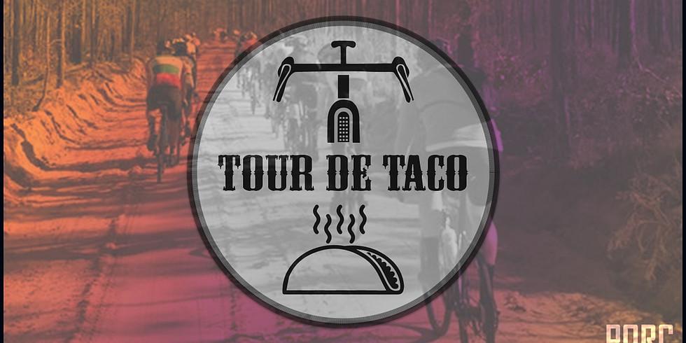 PORC Tour de Taco
