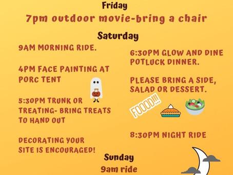 3rd Annual PORC Camp-n-Ride