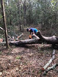 Trail Work - UWF