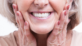 How to look after a dental implant, bridge or dentures at home