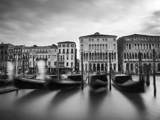 Venice Smooth Water