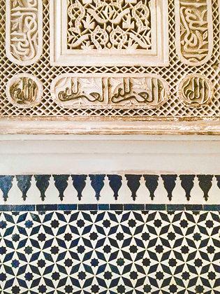 Moroccain Design