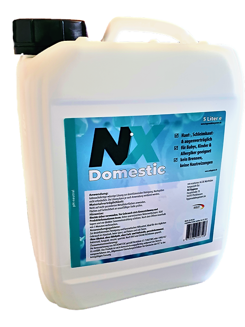 NX Domestic   5 l Kanister