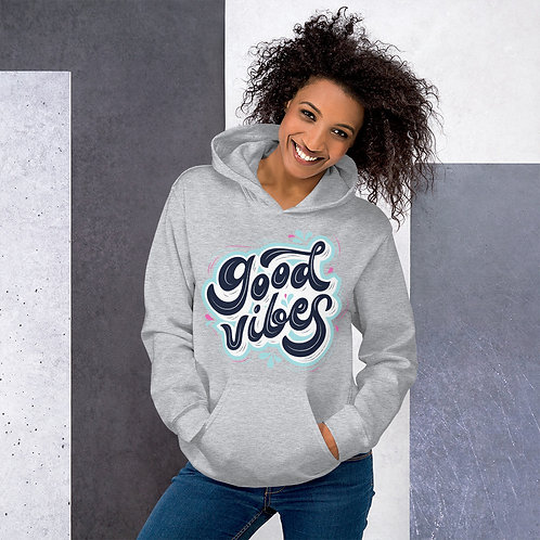 Good Vibe Ladies Hoodie
