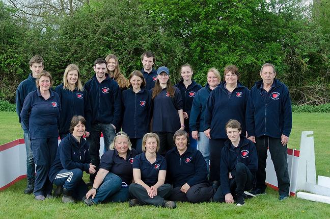 Racing Herts Flyball Hertfordshire