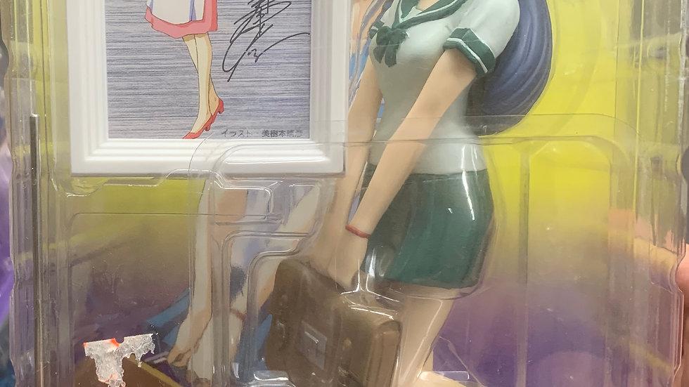 Macross 1/6 PVC Lynn Minmay (school) figure