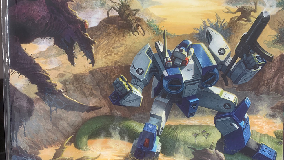 Robotech the Genesis Pits Sourcebook