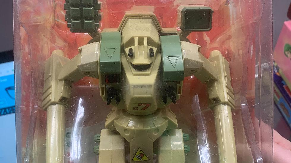 """Exo Squad 7"""" Excalibur MK VI Destroid opened"""