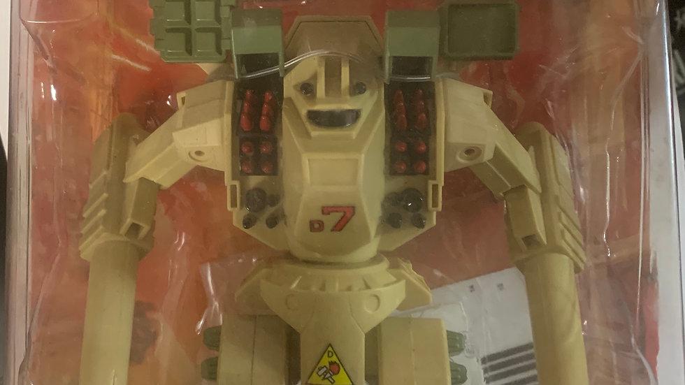 """Exo Squad 7"""" Excalibur MK VI Destroid moc"""