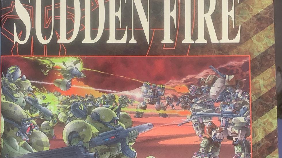 Heavy Gear RPG DP9-55 Operation Sudden fire
