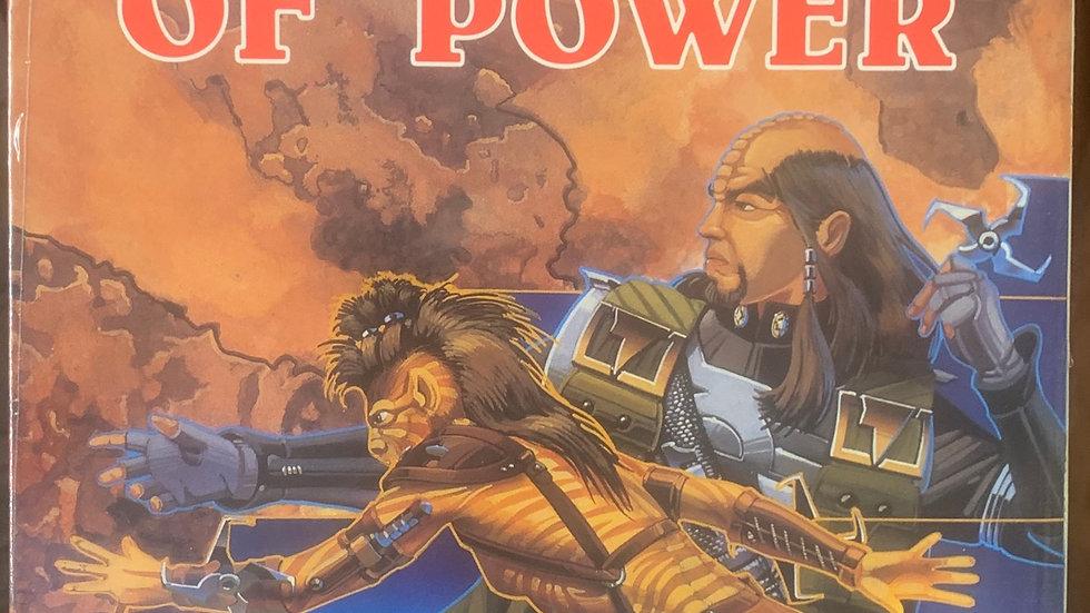 Star Trek RPG An Imbalance of Power sealed