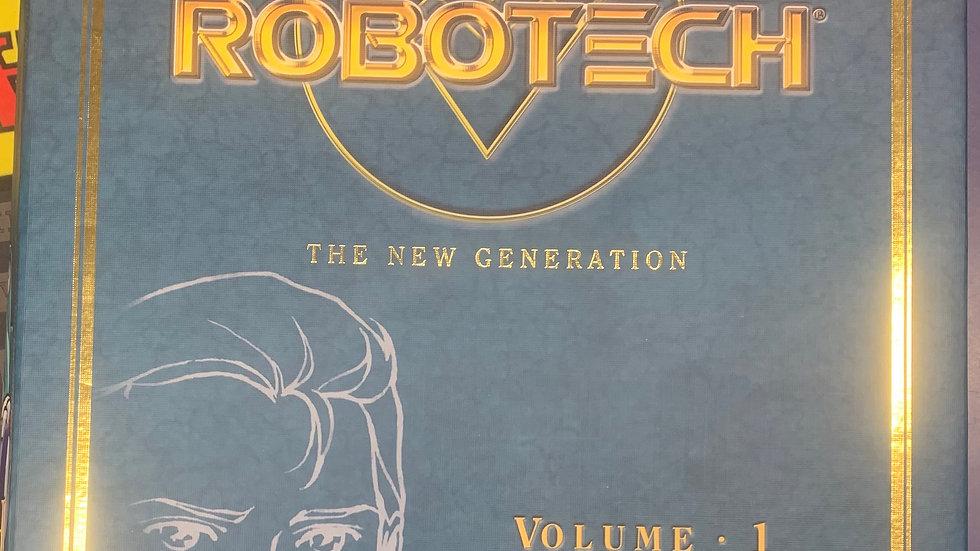Robotech Masterpiece Collection /15k VFA-6H Scott Bernard