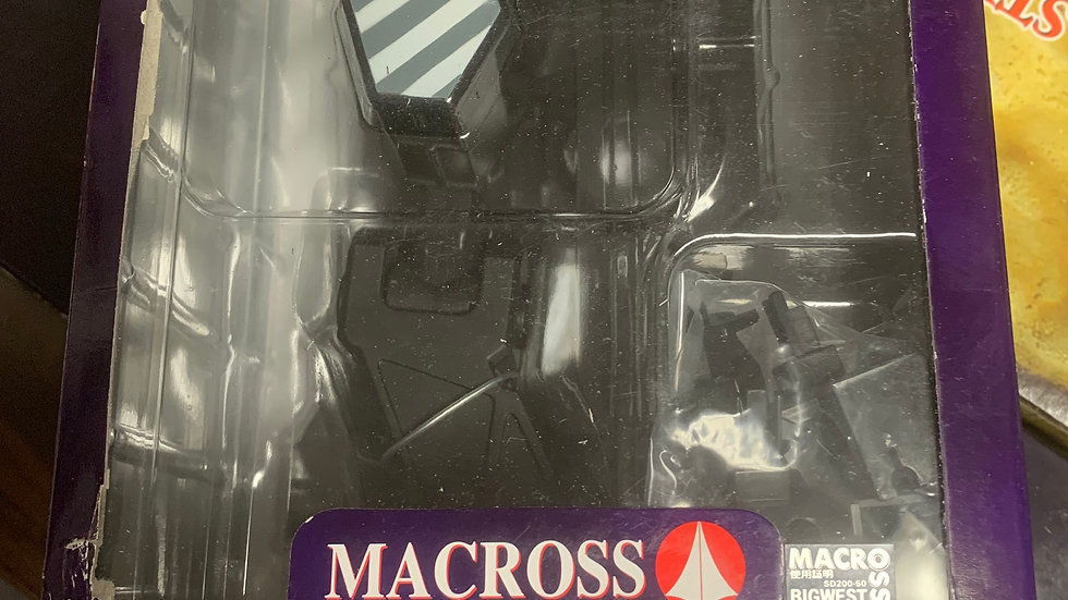 Macross stand for Valkyrie Black version