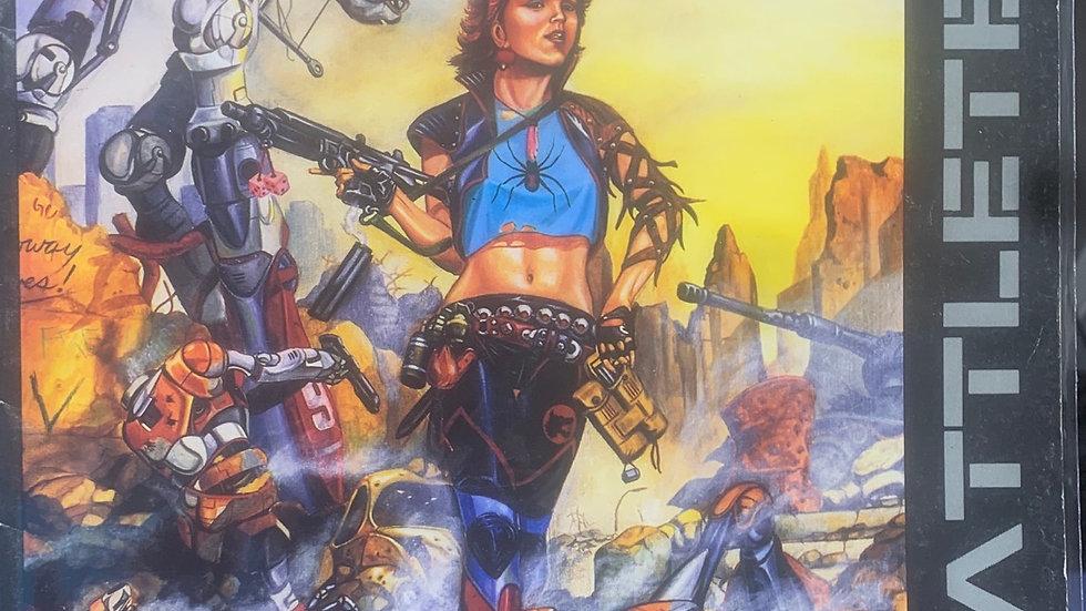Battletech RPG  Tales of the Black Widow 1605