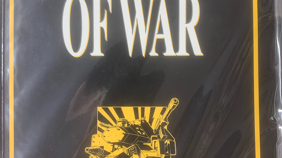 Gear Krieg  RPG Fields of War