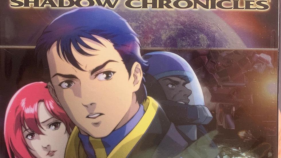 Robotech Shadow Chronicles dvd