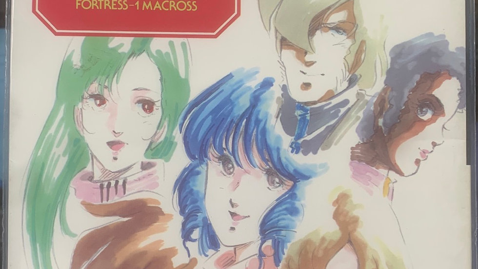 This is Animation Super Dimensional Fortress -1 Macross 42