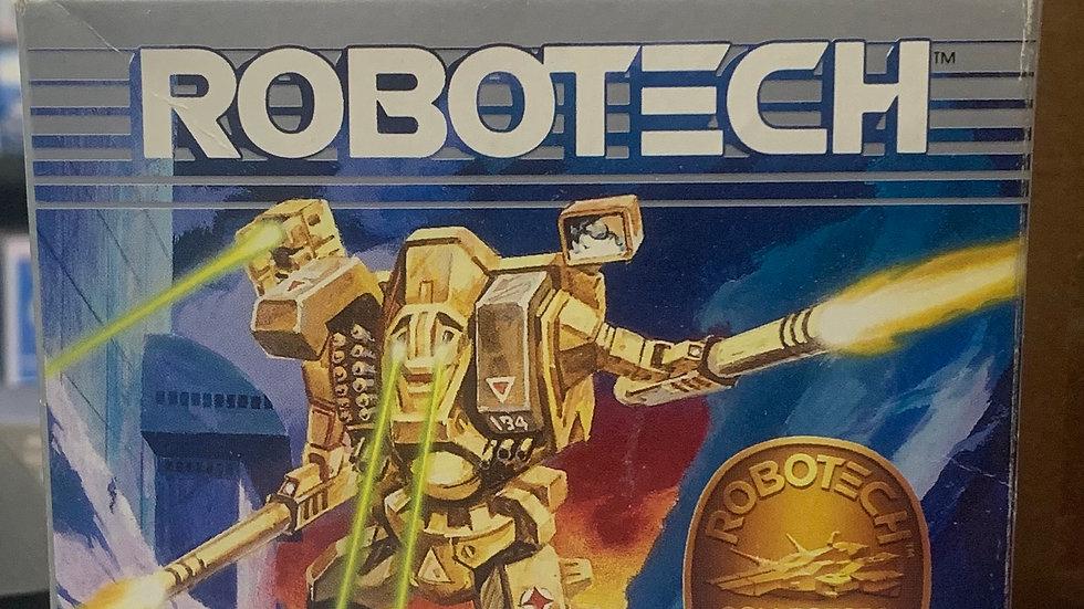 Matchbox Robotech Civil Defense Unit Excaliber MK VI Battloid