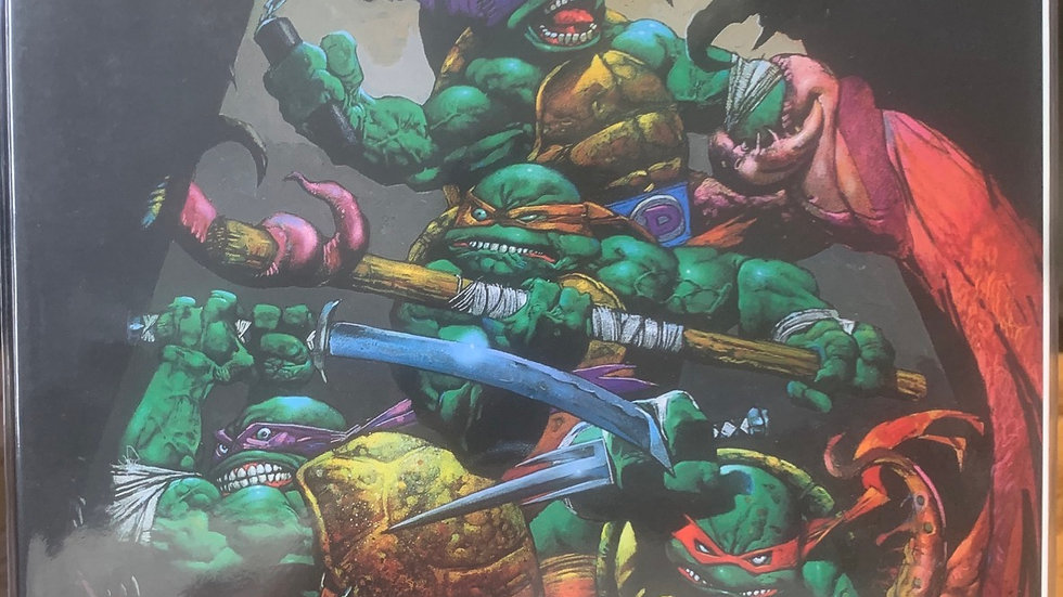 Rifter, guide to the Megaverse #9 tmnt