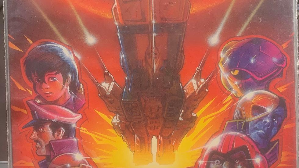 Robotech graphic novel
