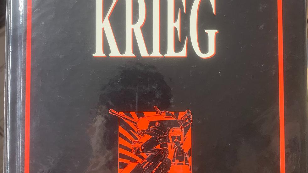 Gear Krieg  RPG rulebook