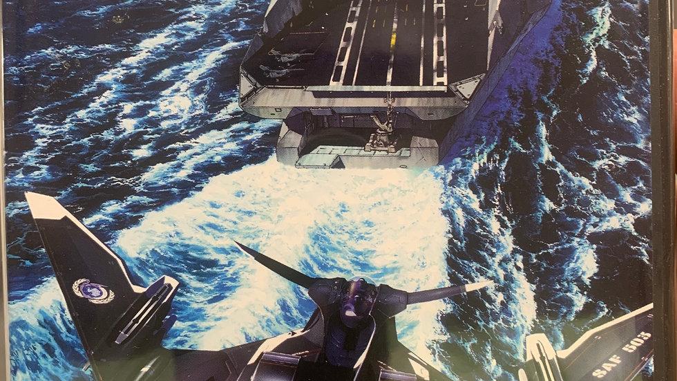 Yukikaze fog of war 2 dvd set