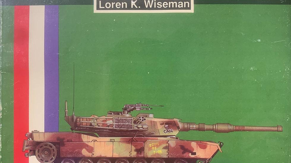Twilight 2000 RPG American Combat Vehicle Handbook