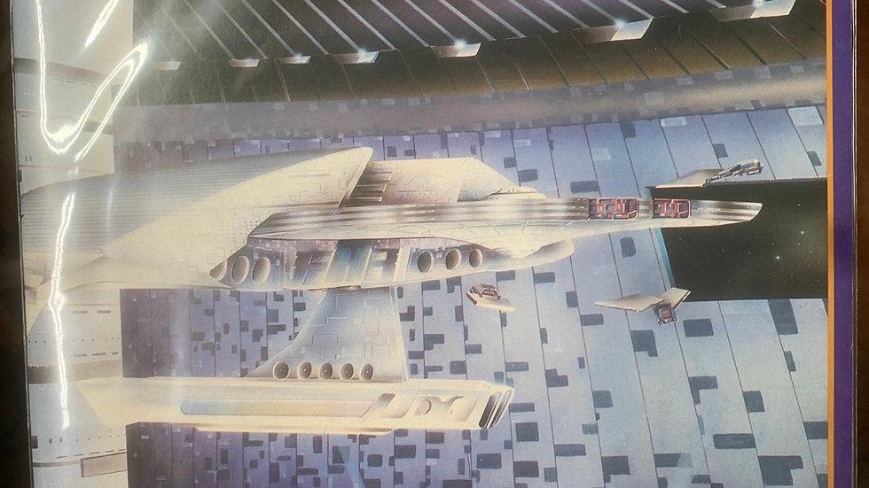 Star Trek RPG Ship Construction Manual 2nd edition