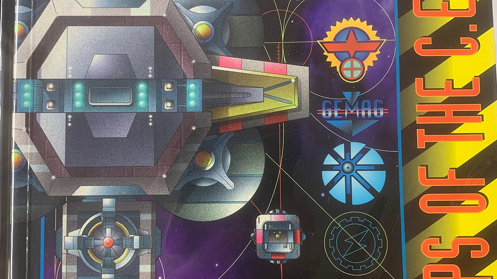Heavy Gear RPG Spaceship Compendium  Ships of the CEF