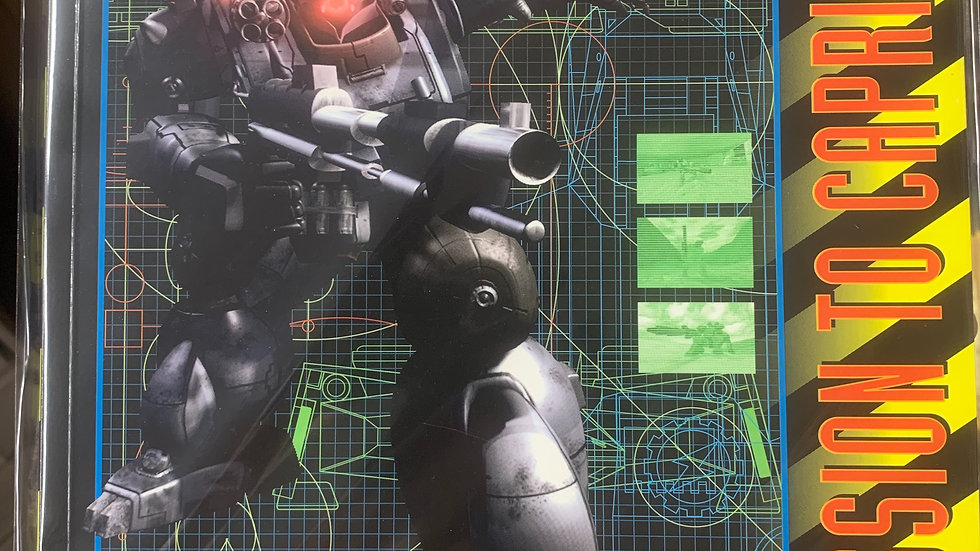 Heavy Gear RPG  Sourcebook Black Talon