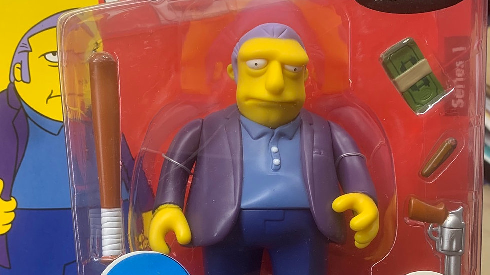 Simpson's figure - Fat Tony
