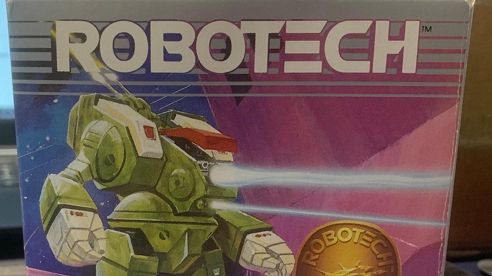 Matchbox Robotech Civil Defense Unit Gladiator Battloid