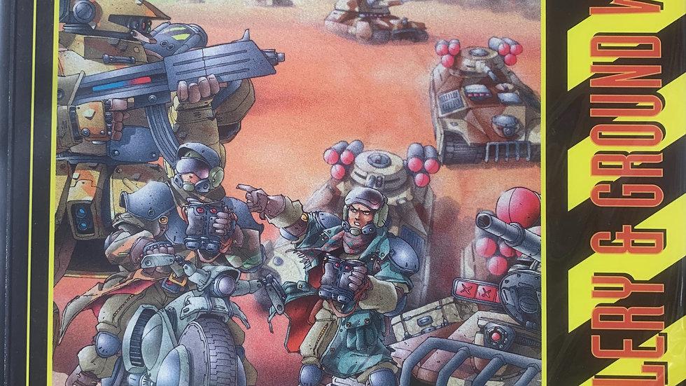 Heavy Gear RPG Artillery & Ground Warfare