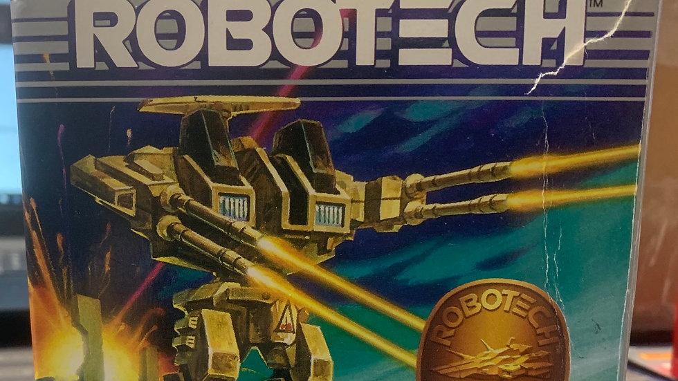 Matchbox Robotech Civil Defense Unit Raidar X Battloid