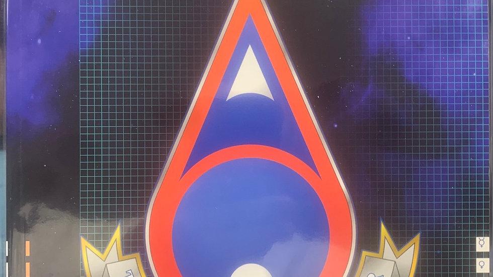 Jovian Chronicles RPG dream pod 9 Sourcebook Cislunar Space