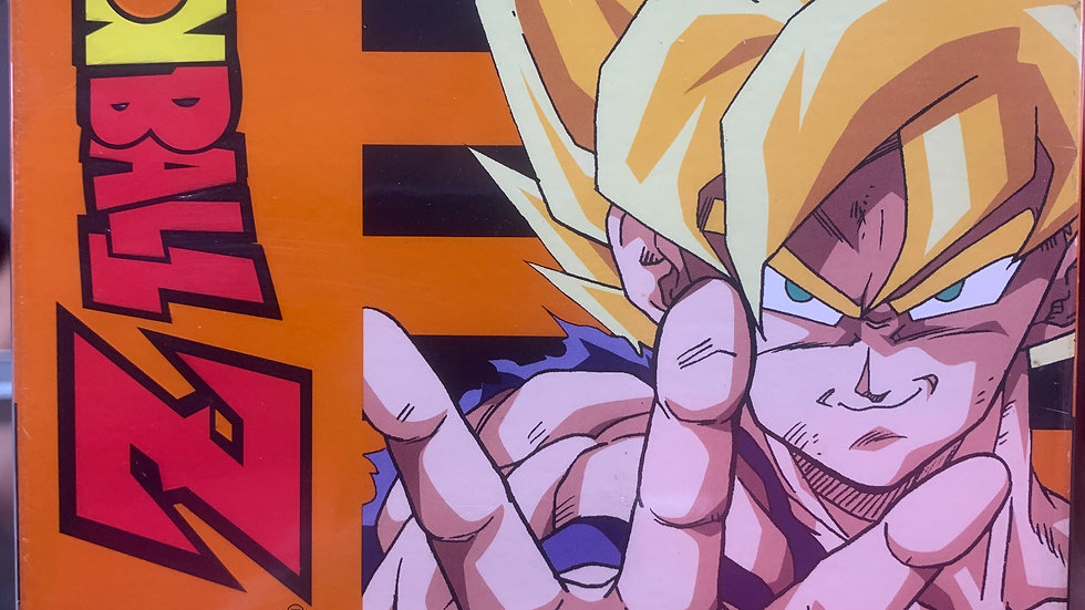 Dragon Ball Z season 6 dvd set