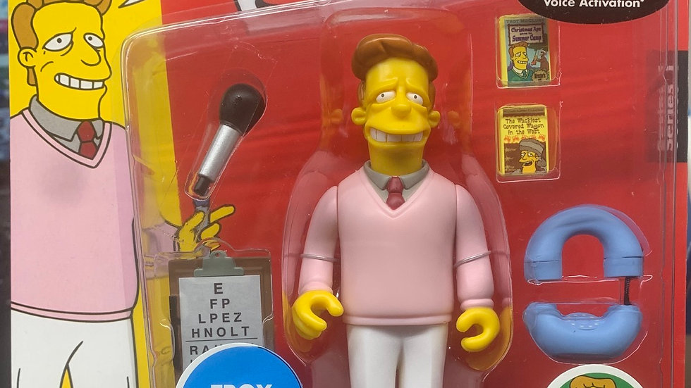 Simpson's figure - Troy McClure