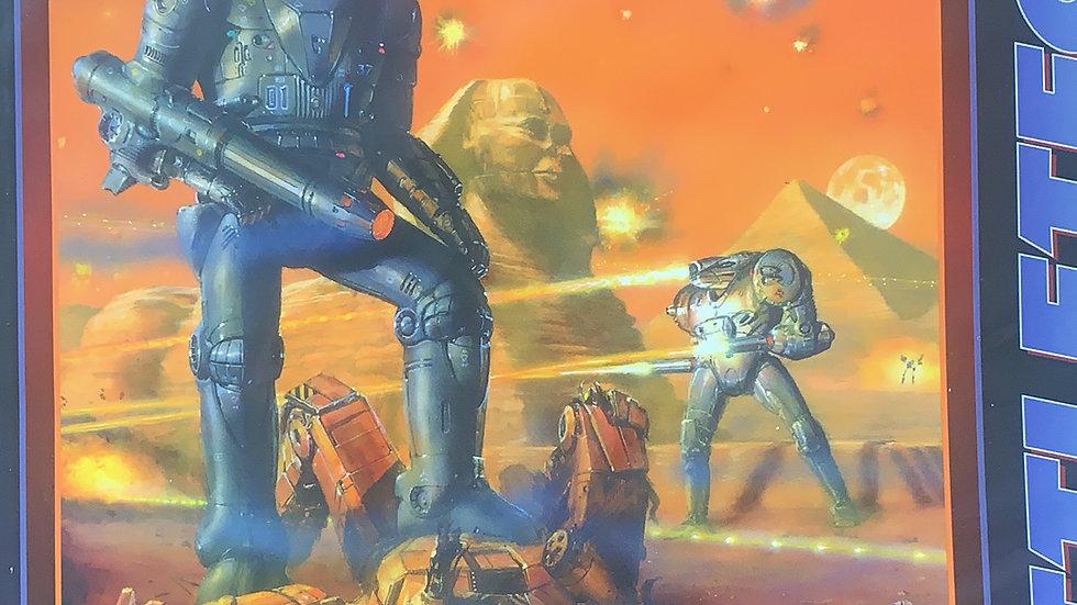 Battletech RPG fall of Terra 1684 scenario pack