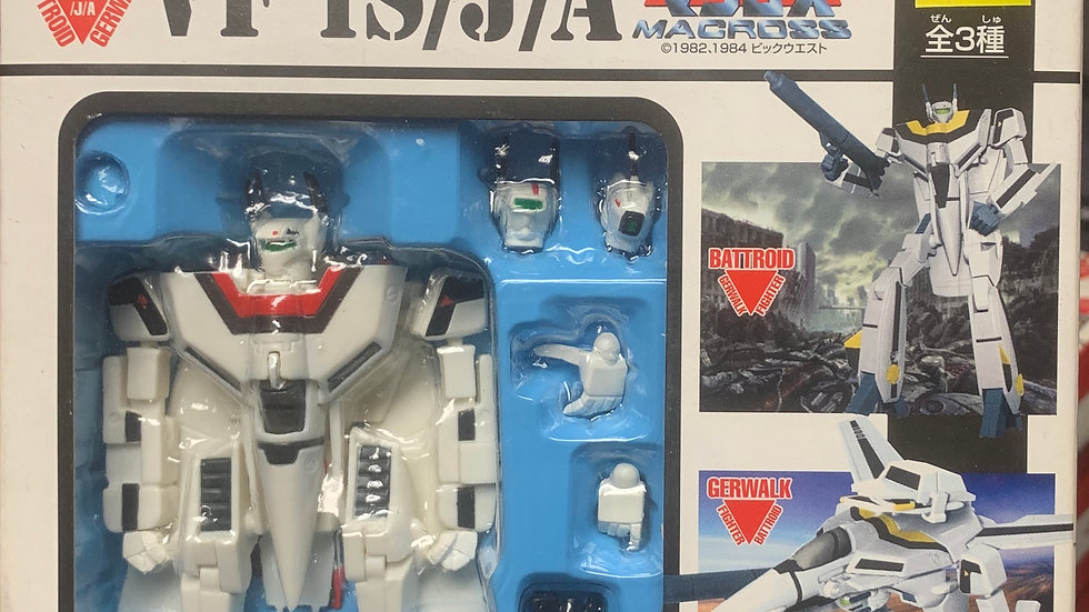 Perfect Transformation Valkyrie VF-1S/J/A