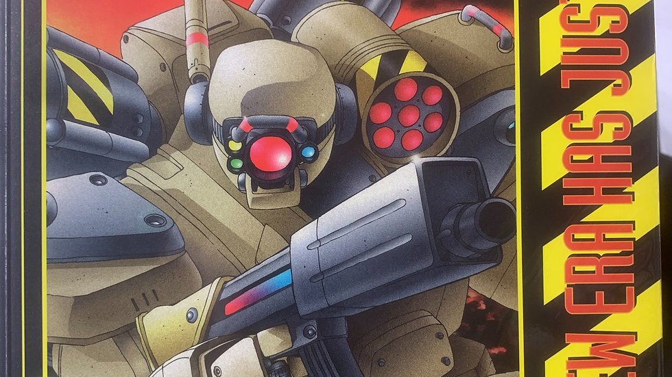 Heavy Gear RPG Rulebook