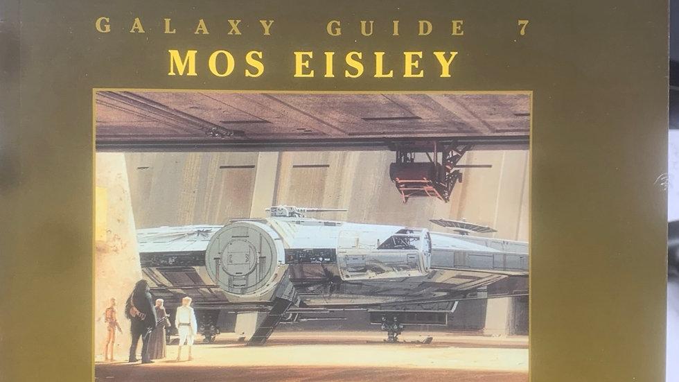 Star Wars RPG Galaxy Guide 7 Mos Eisley