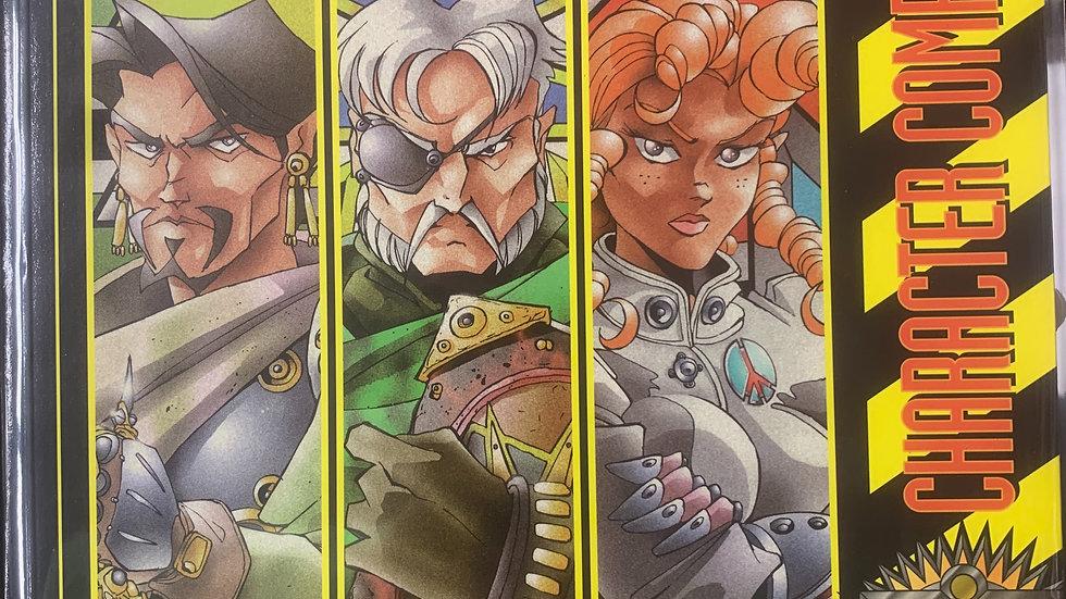 Heavy Gear RPG Character Compendium sourcebook
