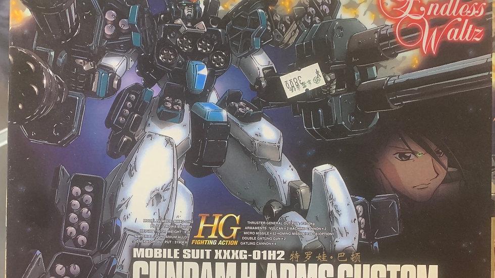 Mobile Suit XXXG-01H2 Gundam H-Arms Custom