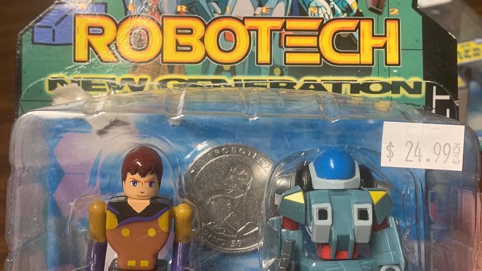 Robotech new generation  Rand/Armor Rand magnetic fleet